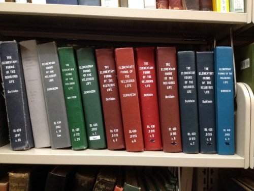 Bookstacks (University of Chicago)